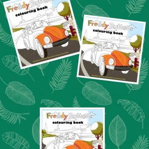 Set of 3 Colouring Books (same)