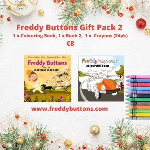 Freddy Buttons Gift Pack 2