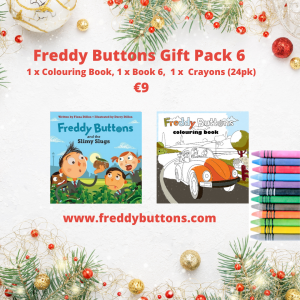 Freddy Buttons – Gift Pack 6